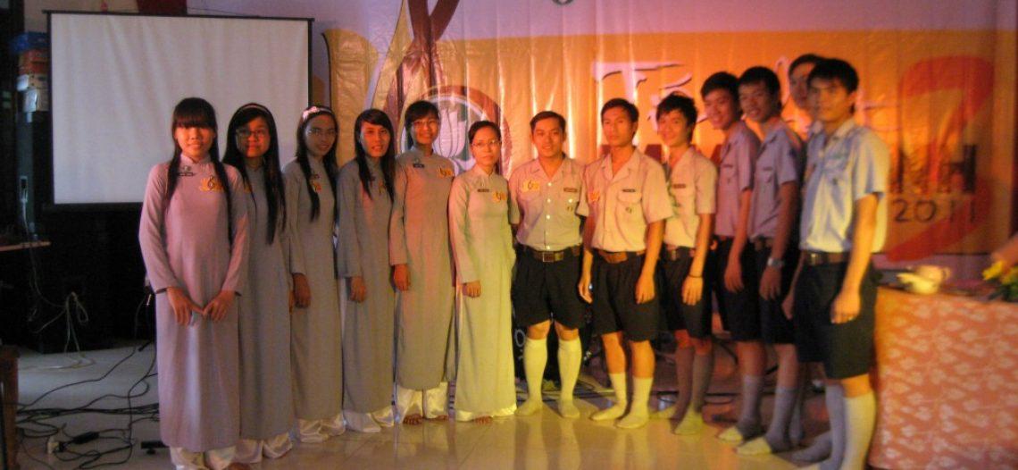 Vòng chung kết Tiếng hát Lam thanh lần 3