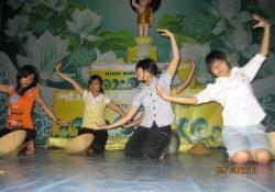 Hình ảnh chuẩn bị cho Phật Đản PL 2555