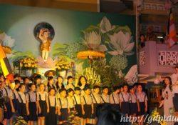 Văn nghệ CD Phật Đản, PL 2555 – GĐPT Đức Tâm
