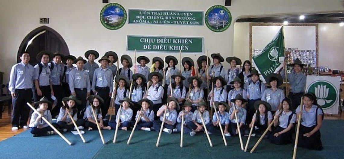 Liên Trại Huấn Luyện Miền Phước Huệ, Boston, Hoa Kỳ 2011