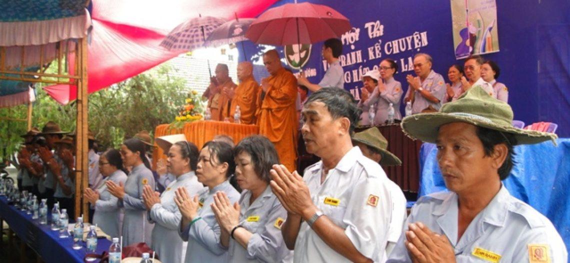 Hội thi vẽ tranh, kể chuyện, tiếng hát Oanh Lam 2011 – BHD TW GĐPT VN tổ chức