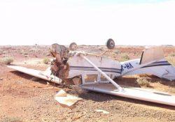 Xử lý thế nào khi gặp tai nạn máy bay