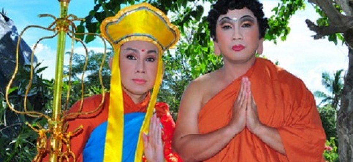 Lý Hùng vào vai Đức Phật Thích Ca