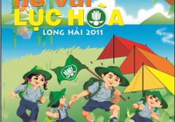 Phù hiệu trại Hè Vui Lục Hòa 2011 – GĐPT Đức Tâm
