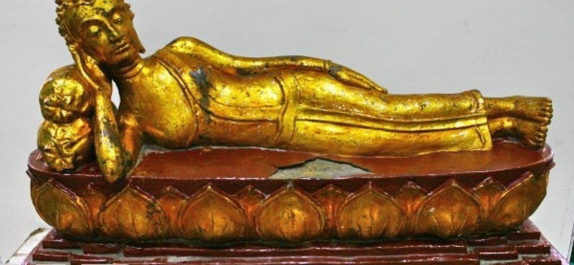 Dương Phú Hiến và những pho tượng Phật cổ