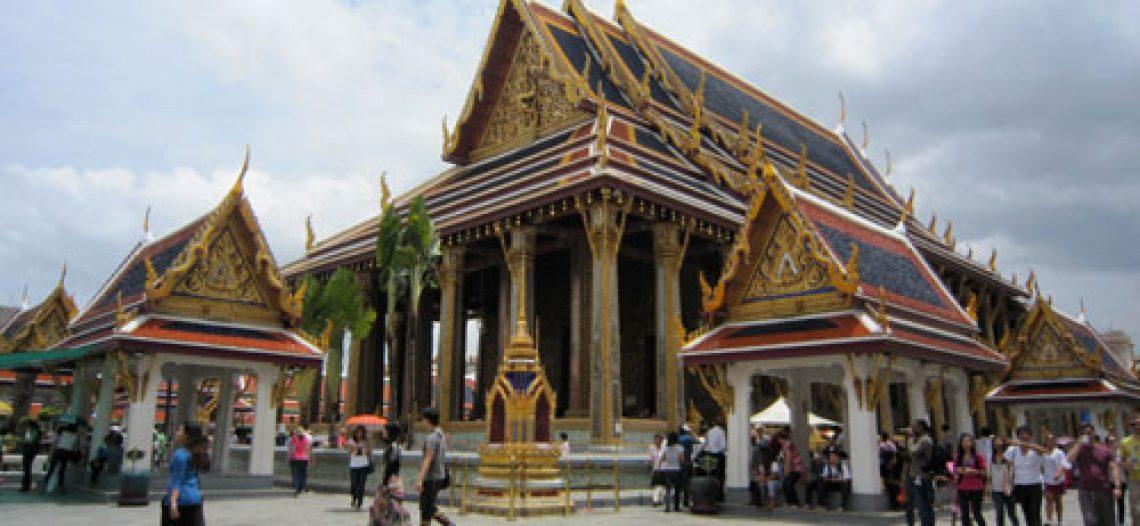 Thái Lan mùa An cư kiết hạ