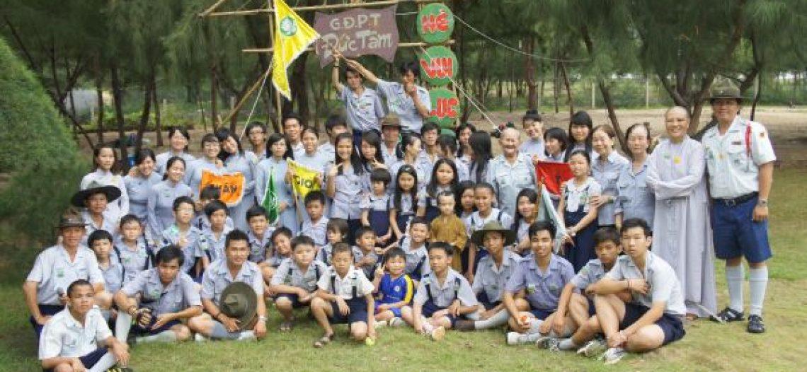 [DEMO] Hè Vui Lục Hòa 2011 – GĐPT Đức Tâm