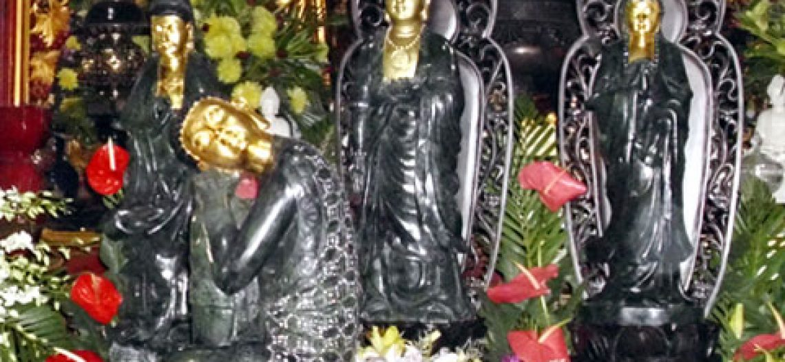 Xem 4 tượng Phật ngọc lớn nhất Việt Nam