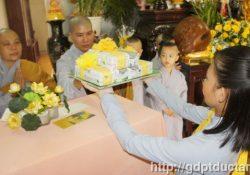 Lể Vu Lan PL 2555  tại trú xứ Diệu Giác ni tự