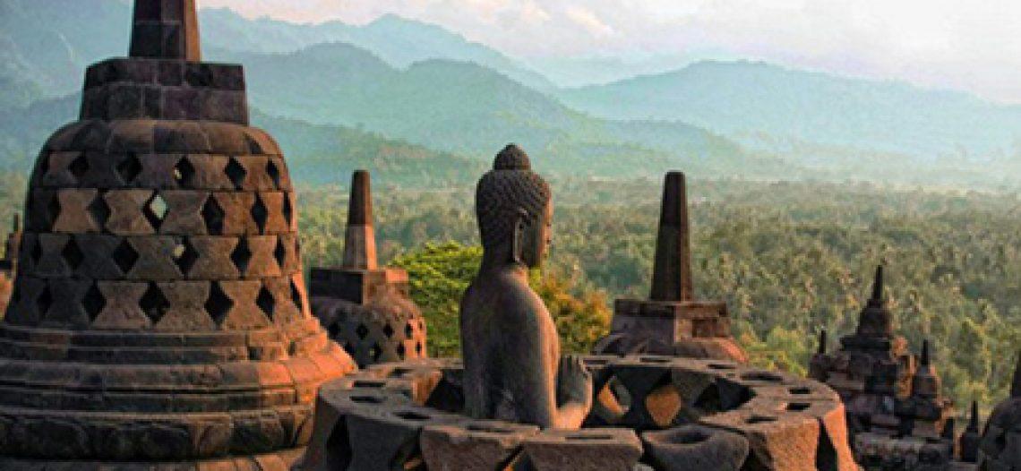 Đền phật Borobudur: Kỳ quan giữa đất nước Hồi giáo
