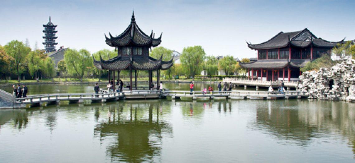 Cổ trấn lâu đời nhất Trung Quốc