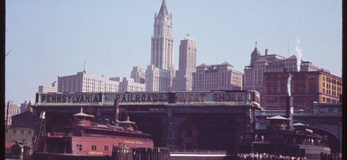 New York và hào quang những năm 1940