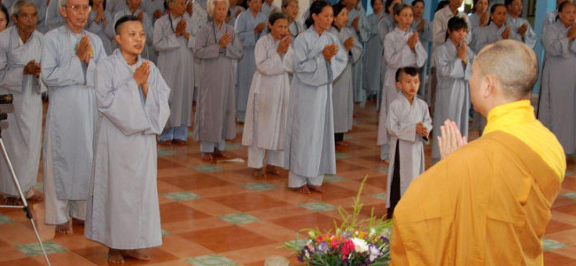 TT Thích Chân Tính thuyết giảng tại chùa Phước Ấm và chùa Tất Viên – Quảng Nam
