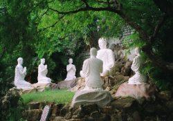 Những lời dạy của Ðức Phật có liên quan về bốn thánh tích
