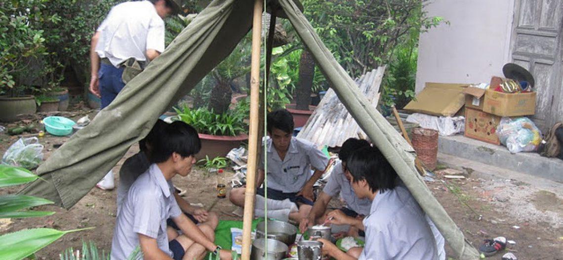 Trại Tự Trị Đoàn Nam PT 10.2011 – GĐPT Đức Hải