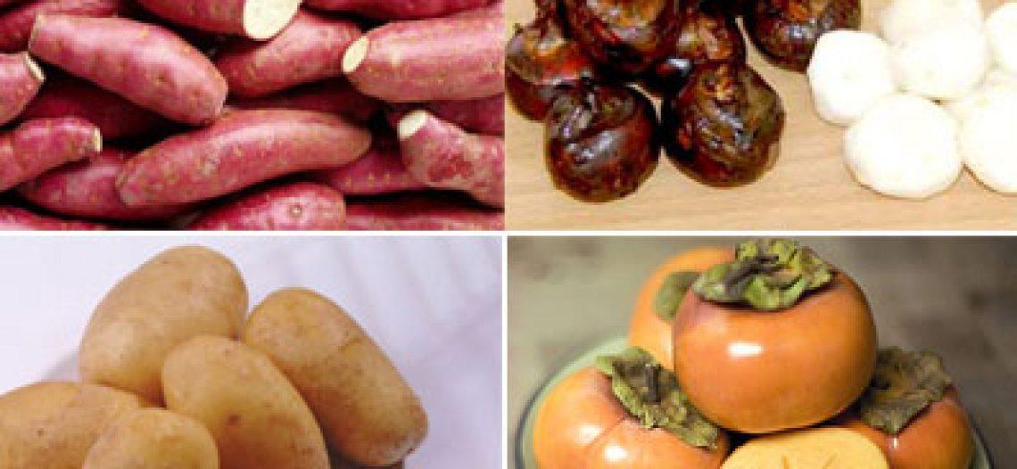 4 loại củ quả không nên ăn vỏ
