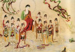 Đức Phật A DI ĐÀ và thế giới Cực Lạc Tây Phương