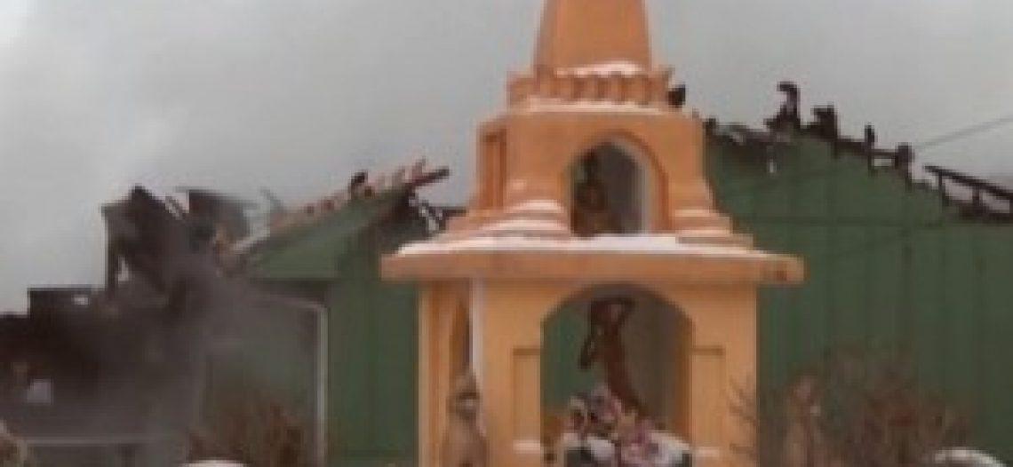 Mỹ: Một ngôi chùa Lào ở Colorado bị hỏa hoạn