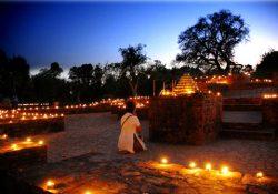 Lạ lùng vùng xứ Phật
