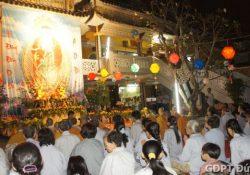 [Video 70p] Đêm Hoa Đăng Vía Đức Phật Adida tại Chùa Diệu Giác