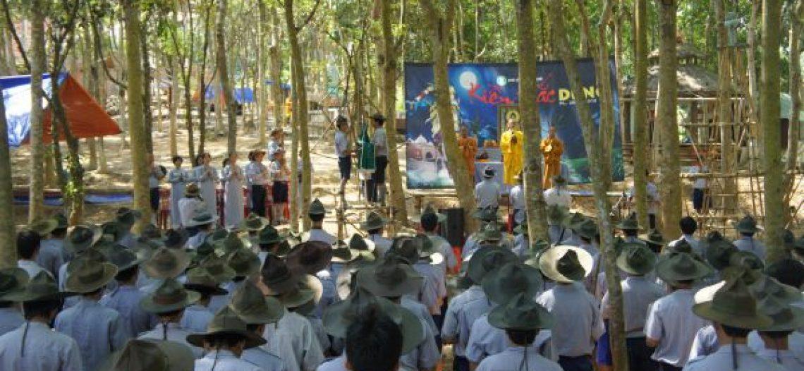 Trại Dũng – Kiền trắc 2012, GĐPT Gia Định