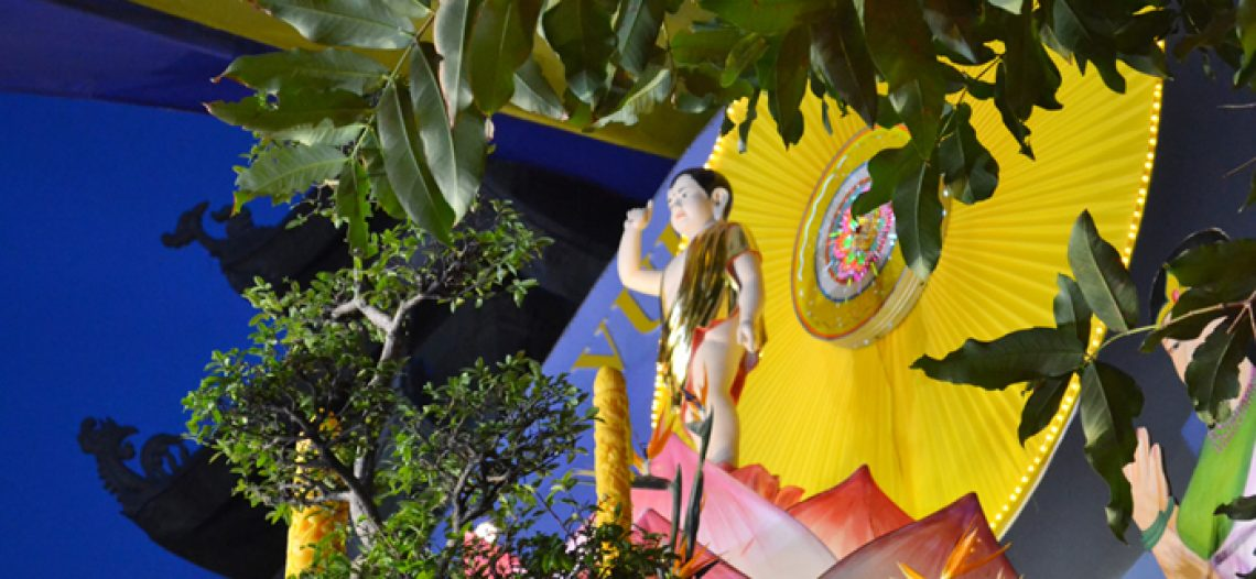 Văn nghệ Cúng dường Phật Đản PL 2556 – GĐPT Gia Định