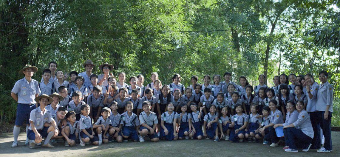 Kết khóa trại Huấn luyện Tuyết Sơn 2012 – BHD Gia Định