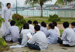 Hè Vui Lục Hòa 2012 – Huấn luyện đội chúng trưởng, trạm 2, 3