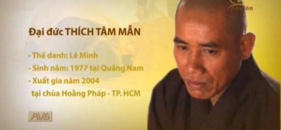 Hành trình xuyên Việt Nhất bộ – Nhất bái của Đại Đức Thích Tâm Mẫn