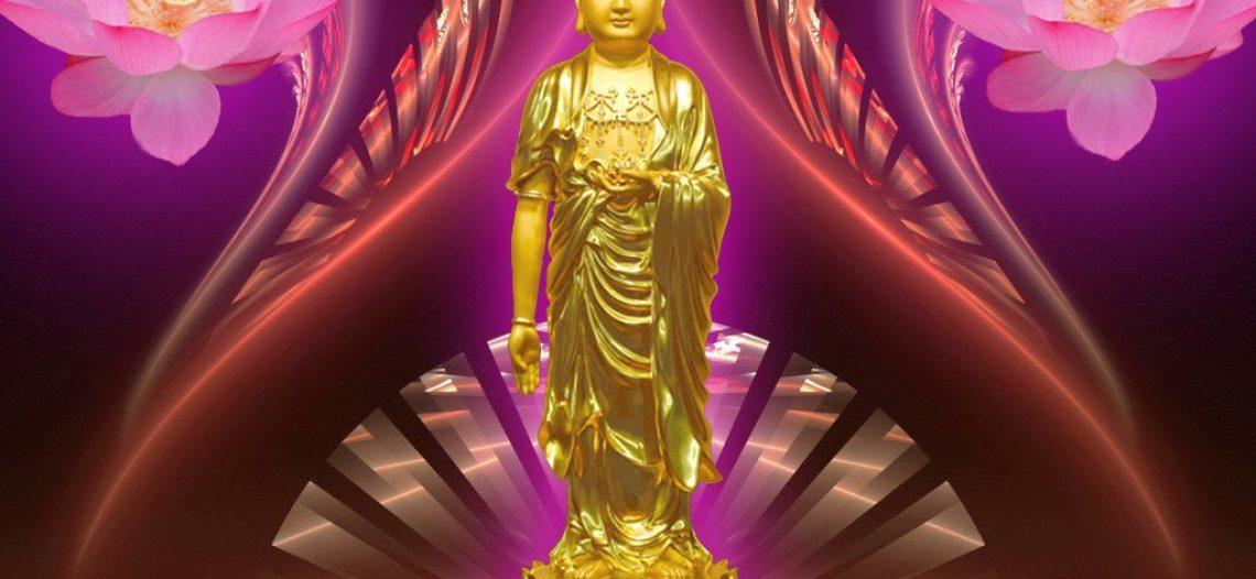 Ngày vía Đức Phật A Di Đà (17/11 Âl) và 48 lời đại nguyện