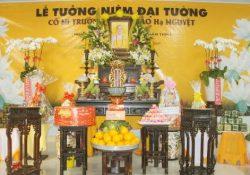 Lễ Đại Tường Cố Ni trưởng thượng BẢO hạ Nguyệt