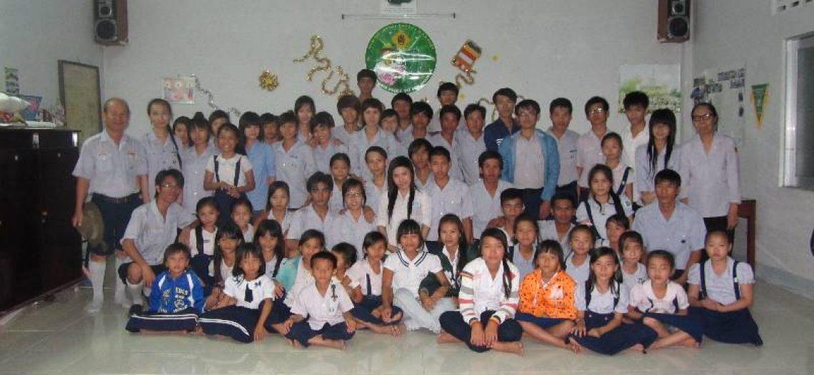 GĐPT Mỹ Nghĩa, Ninh Thuận sinh hoạt tân niên Quý Tỵ