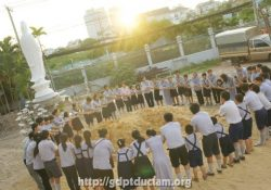 Nhật ký sinh hoạt 21/04/2013 – GĐPT Đức Tâm