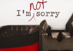 Nguyên nhân nhiều người ngại nói lời xin lỗi