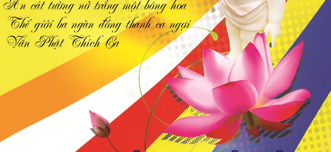 Kính mừng Đại lễ Phật Đản PL.2557