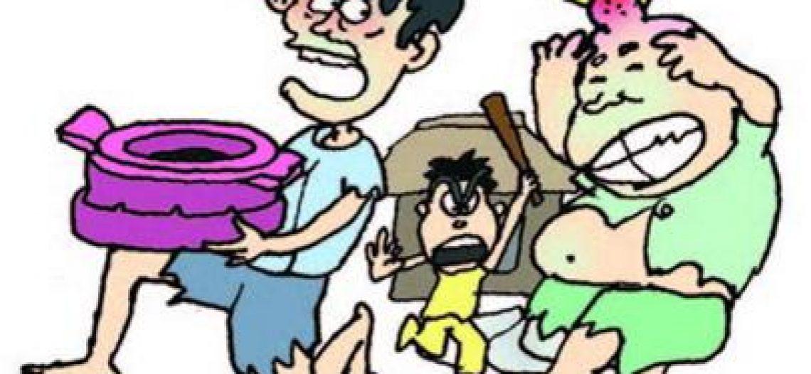 Câu chuyện thiền môn: Ăn trộm dạy con