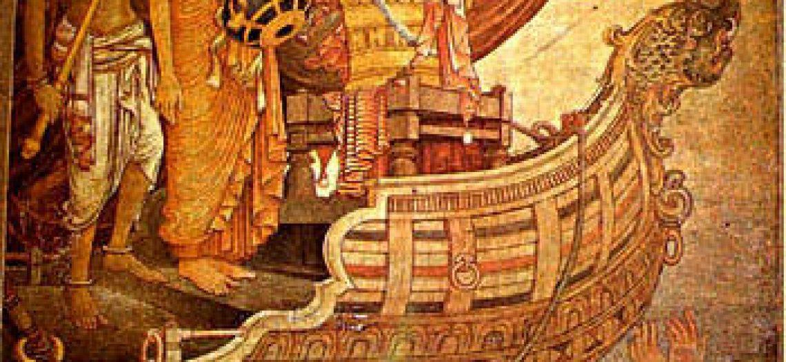 Câu chuyện thiền môn: Thiền Sư và gã lái đò