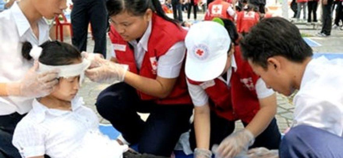 Hướng dẫn sơ cấp cứu các tai nạn thường gặp