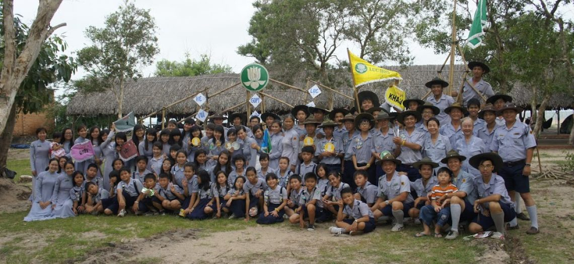 [DEMO] Trại Hè Vui Lục Hòa 2013 – GĐPT Đức Tâm
