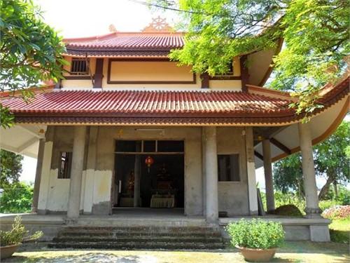 Xót xa ngôi chùa tháp cao nhất Việt Nam thành 'chùa hoang'