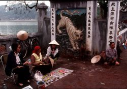 Hình ảnh Việt Nam năm 1994 đẹp bình dị qua ống kính nhiếp ảnh gia Pháp