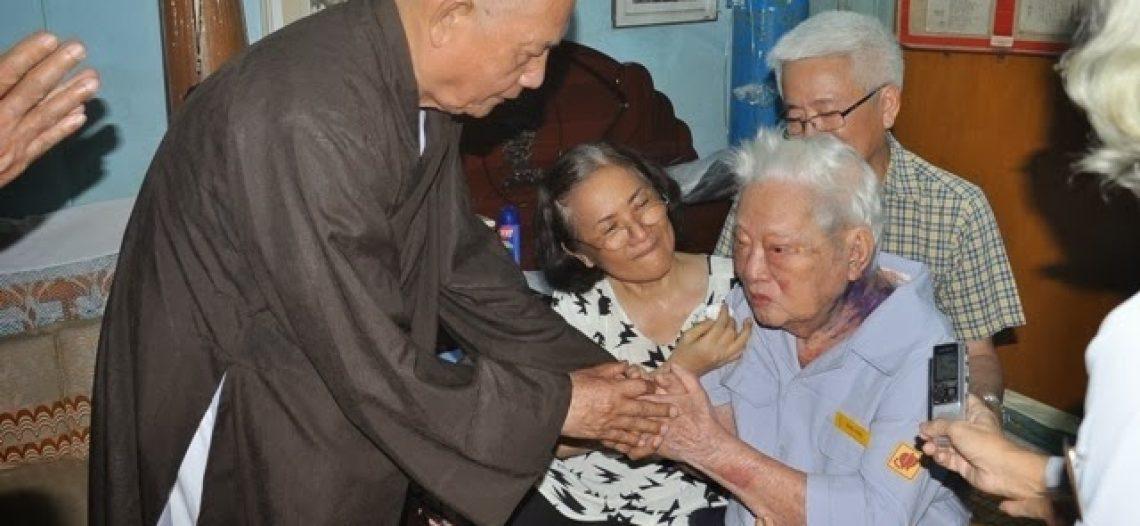 Lễ tấn phong Cấp Dũng cho tác giả bài Phật giáo Việt Nam – Htr Lê Cao Phan
