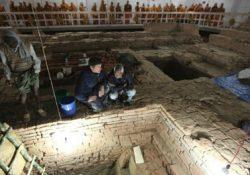 Phát hiện dấu tích nơi Đức Phật ra đời