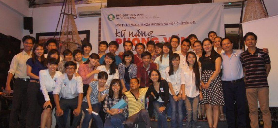 Hội thảo ngoại khóa: Kỹ năng phỏng vấn